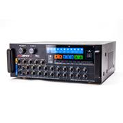 AVARTNET AWA533 可录音/调音功放,支持USB播放,两麦单独调音,带遥控