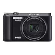 卡西欧 EX- ZR1200数码相机自拍美颜神器12.5倍光学变焦 黑色