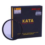 卡塔 金线超薄MRC-UV镜片77mm多膜UV镜