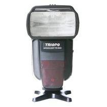 捷宝 TR-982IIN 尼康闪光灯D7000 D7100 D7200 D90单反相机主控高速同步8000/1 自动TTL适用所有尼康相机产品图片主图