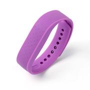运动令 趣玩 Linkloving蓝牙智能手环 浅紫色
