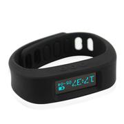 台硕 W110 智能穿戴手环 蓝牙手表 睡眠检测 运动计步 卡路里燃烧 安卓通用 黑色 苹果4S和安卓4.3以上