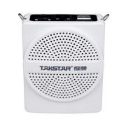 得胜 扩音器便携式小音箱导游教学培训喊话器教学扩音器 随身讲课机 白色