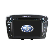 君路仕 4S店专供 一汽车系DVD导航 GPS嵌入式车载导航仪 固定测速预警 倒车影像一体机 一汽-骏派D60 DVD导航仪