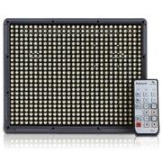 爱图仕 HR672C 高显色 LED摄影摄像灯 无线遥控可调色温影视常亮灯