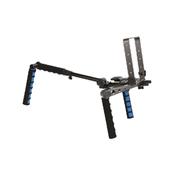 富莱仕 5D2 5D3 6D等肩扛支架摄像手持稳定器肩托架 套餐二
