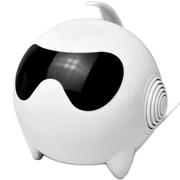 美创 太空人音响电脑usb小音箱低音炮多功能电脑音箱 白色