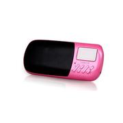 雷尊 蓝色妖姬 Q8 插卡音箱 无线收音机 Q8粉色