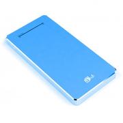 aMagic 纤薄移动电源6000毫安充电宝iPhone6plus/5S通用 蓝色