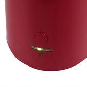 哥尔 GO-2850 家用静音办公室高端立式加湿器 正品 静音 带遥控钢琴漆 红色