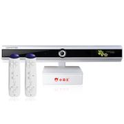 小霸王 X360体感电视游戏机 家庭亲子互动双人跳舞机感应电玩 官方标配