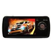 小霸王 小霸行车记录仪王MX600 1080P超高清摄像红外夜视高清150度广角全天停车监控 金色 标配+8G卡