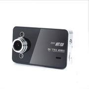 晶铂 索途 清晰行车记录仪 2.7寸夜视汽车记录仪 无限循环覆盖 红外线夜视 碰撞紧急保存录像 标配无卡