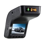 任e行 EM7高端四合一行车记录仪固定流动电子狗测速GPS轨迹一体机 官方标配+16G卡