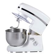 其他 TopChef/顶厨-983时尚家用商用和面揉面机 搅拌机打发打蛋器 奶油蛋糕鲜奶机厨师机 洁白色
