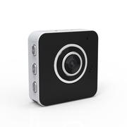 锐力 智能无线Wifi多功能云行车记录仪一体机 停车监控 迷你高清 黑色 标配不含卡