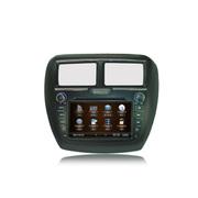 泰洋星 一汽车系威志V5夏利N3夏利N7专用DVD导航仪一体机车载嵌入式 威志V5 出厂标配