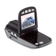 威玎 A8行车记录仪电子狗一体机  高清夜视广角 一年换新机 单镜GPS旗舰版+8G