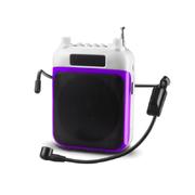 蓝慧 G521无线扩音器教师专用导游腰挂小蜜蜂大功率教学唱戏机