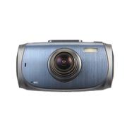 奥赛克 2.7寸170度高清高解析超广角行车记录仪 循环录影不漏秒 支持停车监控 藏青色