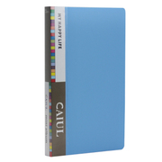 彩友乐 拍立得mini3寸相片册 相册 72枚入相册 果冻色 浅蓝色