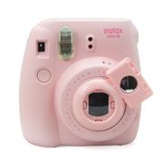 彩友乐 拍立得相机mini8/mini7s通用自拍镜 卡通相机款 粉红色