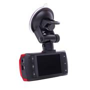 澳优美 车载行车记录仪1080p超高清像素迷你170超广角夜视停车监控 旗舰版黑色+16G卡