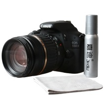嘉速 数码/单反相机液晶屏幕膜便携/抗菌清洁套装 (强力清洁剂+专业清洁布)产品图片主图
