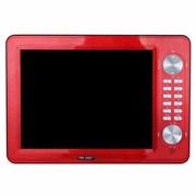 先科 【支持货到付款】V6 19寸看戏机老人唱戏机DVD播放器带电视高清 红色 标配(无戏曲)