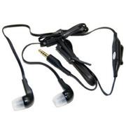 爱酷多 诺基亚通用型线控耳机NOKIA3.5mm标准接口音乐耳机 面条型耳机 黑色