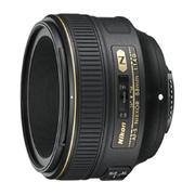 尼康 58mm f/1.4G全画幅大光圈镜头