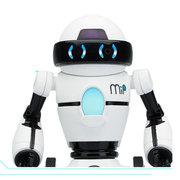 酷博 WowWee MiP 机器人 电动智能玩具可编程 蓝牙4.0操控 跳舞 追踪 命令高科技 黑色