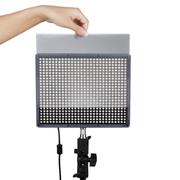 爱图仕 HR672C双色温 LED灯摄影灯摄像灯 微电影拍摄灯 新闻采访灯补光灯 儿童人像