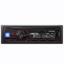 其他 新款阿尔派CDE-150C 主机 音质好 2组功放带USB MP3车载CD机 下单有礼产品图片主图