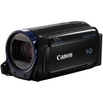 佳能 LEGRIA HF R66(黑)家用数码摄像机( 约328万像素 32倍光变 3英寸触摸屏 WiFi功能 8GB内存)产品图片主图
