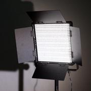 南冠(Nanguang) CN-600SA 影视灯 LED摄影摄像灯 舞台灯 微电影补光灯 新闻采访灯 录像灯