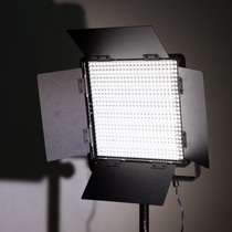 南冠(Nanguang) CN-600SA 影视灯 LED摄影摄像灯 舞台灯 微电影补光灯 新闻采访灯 录像灯产品图片主图