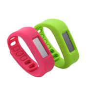 YQT 亦青藤 Y03 可穿戴设备智能手环 运动计步器睡眠健康管理 荧光色