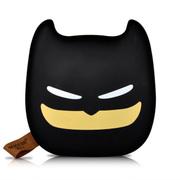 索罗卡 创意可爱个性卡通移动电源 手机平板通用充电宝生日礼物必备 黑小侠