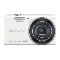 卡西欧 EX-Z890 z890数码相机 白色产品图片主图
