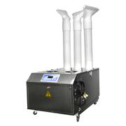 湿腾 ST-24Z超声波雾化加湿机 工业喷雾式空气増湿器 大功率加湿器增湿机 不锈钢机身