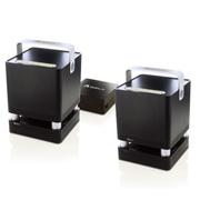 倍加乐 光舞HL2502 5.8G无线蓝牙音箱+7色RGB变幻 黑色
