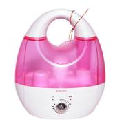 哥尔 GO-2025 空气加湿器 超声波加湿器 静音1.8L 粉红色