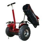 风彩 越野款智能体感平衡思维车 陀螺仪代步平衡车 双轮电动迷你车 72v锂电池高尔夫款 红色