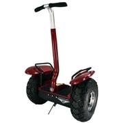 风彩 越野款智能体感平衡思维车 陀螺仪代步平衡车 双轮电动迷你车 36v锂电池款 红色