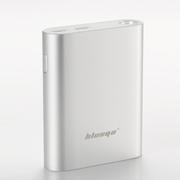 蓝强(blueqa) 移动电源10000毫安 充电宝iphone6苹果5s三星小米手机平板通用 银色