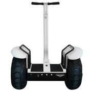 sunnytimes 凌步 平衡电动车 电动独轮体感车 平衡车思维车智能代步单轮车 越野款 纯洁白 72V锂电越野警用款