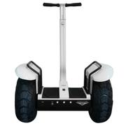 sunnytimes 凌步 平衡电动车 电动独轮体感车 平衡车思维车智能代步单轮车 越野款 纯洁白 72V锂电越野款
