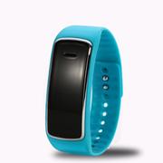 喜木 手环智能 穿戴运动计步器 睡眠监测远程拍摄手表 IOS/安卓系统监控防盗蓝牙腕带 蓝色