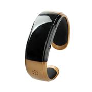 喜木 智能手环 运动计步器手环 自拍震动通话手镯 4.0蓝牙IOS/安卓腕带音乐播放器 金色